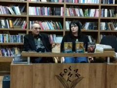 """Promocija knjige """"Noć arhangela"""" održana u Bogatiću"""