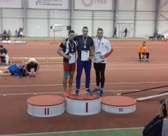 Aleksandar Grnović dvostruki vicešampion Srbije