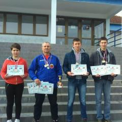 Jevtići u Badovince doneli 54 titule prvaka države