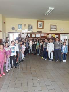 Туцијада у основној школи у Белотићу