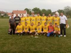 FK Sloboda prvak Opštinske lige