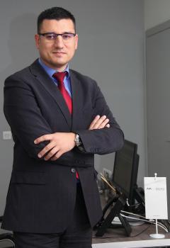 Dragan Marinković, direktor Filijale AIK banke Šabac