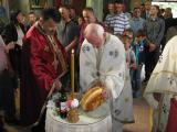 Црквена слава обележена у Узвећу