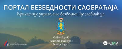 Portal bezbednosti saobraćaja