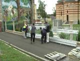 Rekonstrukcija spomen-kosturnice u Dublju