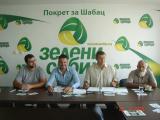 Inicijativa Zelenih za izgradnju  biciklističke staze: Pričinović - Uzveće