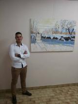 San i stvarnost - slikara Aleksandra Bajunovića