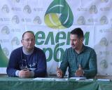 Konferencija za medije Pokreta Zelenih u Bogatiću