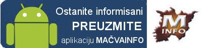 Android aplikacija MačvaInfo